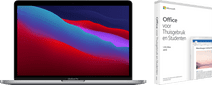 "Apple MacBook Pro 13"" (2020) 16GB/256GB Apple M1 Space Gray + Microsoft Office 2019"