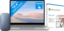 Microsoft Surface Laptop Go - i5 - 8GB - 128GB + Ready to Work Bundle