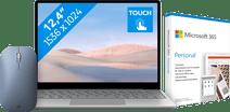 Microsoft Surface Laptop Go - i5 - 8GB - 256GB + Ready to Work Bundle