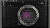 Fujifilm X-E4 Black + MHG-XE4 + TR-XE4