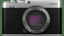 Fujifilm X-E4 Zilver + MHG-XE4 + TR-XE4