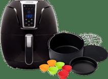 Princess Digital Aerofryer XL Design + Accessory Set and Extra Frying Rack