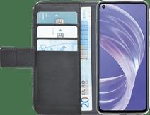 Azuri Wallet OPPO A73 Book Case Zwart