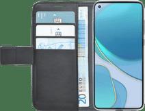 Azuri Wallet OnePlus 8T Book Case Zwart