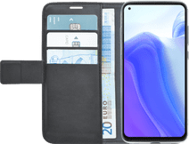 Azuri Wallet Xiaomi Mi 10T / 10T Pro Book Case Black