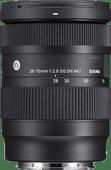 Sigma 28-70mm f/2.8 DG DN Contemporary Sony E-mount
