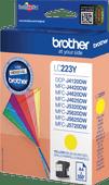 Brother LC-223 Cartridge Yellow