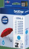 Brother LC-225XL Cartridge Cyan