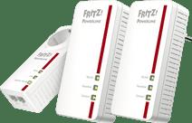 AVM FRITZ!Powerline 1260E WLAN Set International WiFi 1200 Mbps 3 adapters