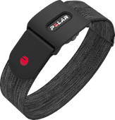 Polar Verity Sense Hartslagmeter Armband Grijs