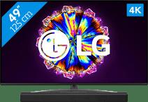 LG 49NANO816NA (2020) + Soundbar