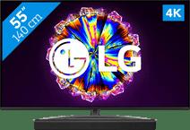 LG 55NANO816NA (2020) + Soundbar