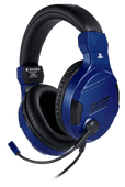 Bigben Official Licensed PS4 & PS5 V3 Stereo Gaming Headset Blauw