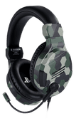 Bigben Official Licensed PS4 & PS5 V3 Stereo Gaming Headset Camo