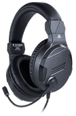 Bigben Official Licensed PS4 & PS5 V3 Stereo Gaming Headset Titanium