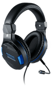 Bigben Official Licensed PS4 & PS5 V3 Stereo Gaming Headset Zwart