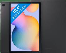 Samsung Galaxy Tab S6 Lite 64 GB Wifi Grijs + Samsung Book Case Grijs