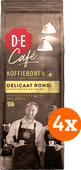 Douwe Egberts Café Delicaat Rond bonen 2 kg
