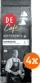 Douwe Egberts Café Espresso Beans 2kg