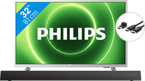 Philips 32PFS6855 + Soundbar + HDMI Cable