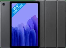 Samsung Galaxy Tab A7 32GB WiFi + 4G Gray + Just in Case Book Case Black