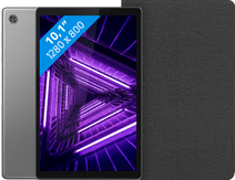 Lenovo Tab M10 HD (2nd generation) 32GB WiFi Gray + Lenovo Book Case Black
