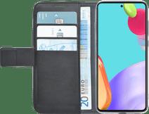 Azuri Wallet Samsung Galaxy A52 Book Case Zwart