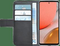 Azuri Wallet Samsung Galaxy A72 Book Case Black