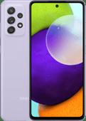 Samsung Galaxy A52 128GB Paars 4G