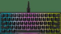 Corsair K65 RGB Mini Mechanisch Gaming Toetsenbord Cherry MX Speed Qwerty
