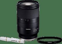 Tamron 28-75mm f/2.8 Di III RXD Sony FE + UV-Filter 67mm + Elite Lenspen