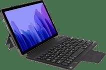 Gecko Covers Samsung Galaxy Tab A7 (2020) Toetsenbord Hoes QWERTY Zwart