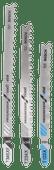 Bosch 3-delige Decoupeerzaagbladenset  (universeel)