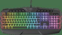 Trust GXT 881 Odyss Semi-mechanisch Gaming Toetsenbord QWERTY