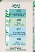 Pret a Pousser Indoor Garden Navulling The Essentials 4-Pack