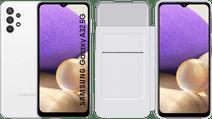 Samsung Galaxy A32 5G 128GB White + Samsung Galaxy A32 Smart S View Book Case White