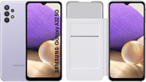 Samsung Galaxy A32 5G 128GB Purple + Samsung Galaxy A32 Smart S View Book Case White