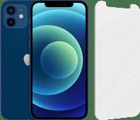 Apple iPhone 12 64GB Blauw + InvisibleShield Glass Elite Screenprotector Apple iPhone 12 Mini, 12, 12 Pro en 12 Pro Max