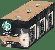 Starbucks Dolce Gusto Latte Macchiato 3 pack