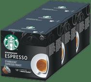Starbucks Dolce Gusto Espresso Roast 3 pack