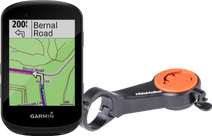 Garmin Edge 530 + CloseTheGap HideMyBell Regular Zwart Stuur