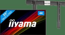 iiyama ProLite LE5540UHS-B1 + Vogel's Thin 505