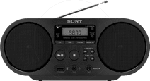Sony ZS-PS50 Zwart