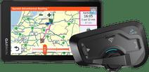 Garmin Zumo XT Motor Europa + Cardo Scala Rider Freecom 4 Plus Single