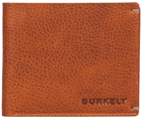 Burkely Antique Avery Billfold Low Flap Cognac