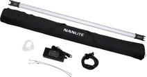 Nanlite Pavotube 30C met batterij