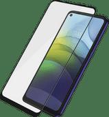 PanzerGlass Case Friendly Motorola Moto G9 Power Screenprotector Glas Zwart