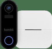 Hombli Smart Doorbell 2 Black + Chime