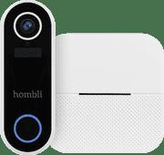 Hombli Smart Doorbell 2 Wit + Chime