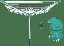 Leifheit Linomatic 600 Deluxe Umbrella Drying Rack - 60m